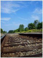 On the Tracks by BeckyMarie73