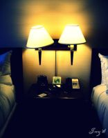 bedside stand. by UsoIsLove