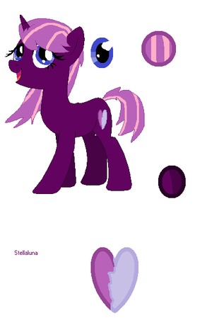 Stellaluna REF by HollowHarmony
