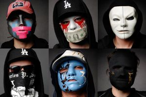 Hollywood Undead by hjjkhblkhk