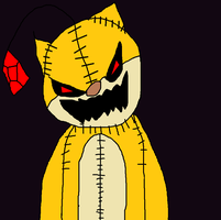 CreepyPoster Tails Doll by Slendercell-2