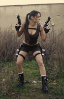 tomb raider underworld costume by illyne