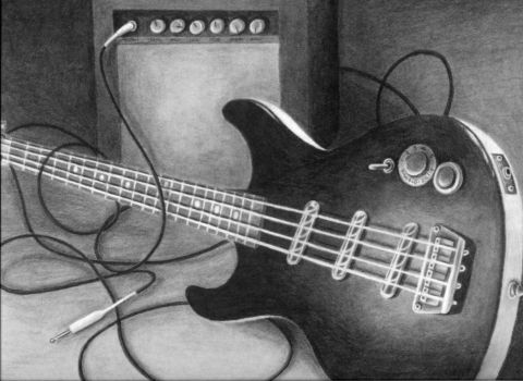 Bass by burnthings