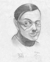 Peter Lorre by TheApplePoisoner