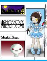 Mahou no Imoto: Magical Saga by Alice13th