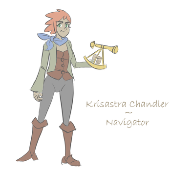 Krisastra Chandler (feat. Groddil) by ShadowSpyProductions