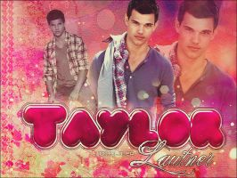 Blend Taylor Lautner 2 by LauraClover