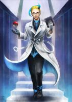 Colress by EternaLegend