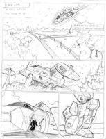 WWII Transformer Comic pg1 by Charger426