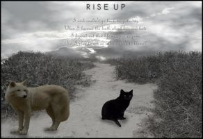 Rise Up. by Sparkle-Photography