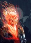 GHOST RIDER by Javier G. Pacheco by javierGpacheco