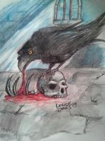 The Raven by butchRbill