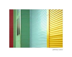 Primary Colors by jkiner