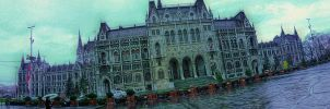 HDR Budapest by jdesigns79