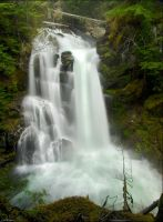 Carter Falls by NWunseen