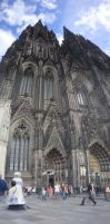 Cologne Cathedral by Fasckira