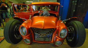 Alb.  Suppernationals Car Show by Jazzhead