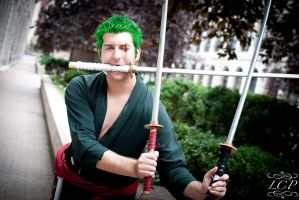 One Piece - Zoro 2 by LiquidCocaine-Photos