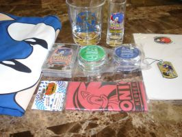 SEGA GameWorks Loot by SEGAMew