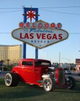 32 Ford Las Vegas Style by ToddMerrick