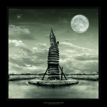 The Watchtower by nighty