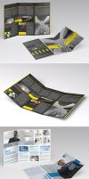 Trifold Brochure Bundle 3 by andre2886