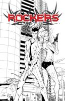 Rockers Cover Backgrounds by 4u5
