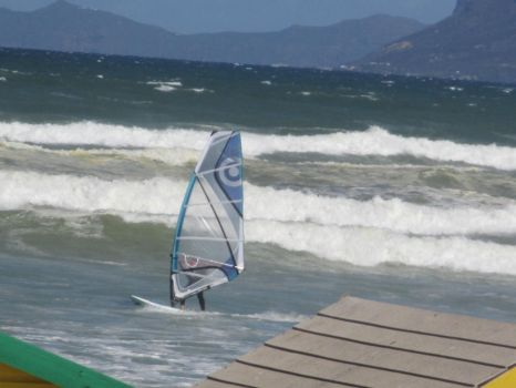 Wind Surfer by childrenofkhaos