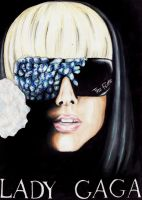 Lady GaGa ''The Fame'' by marvin102019