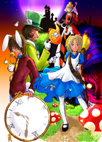 __Malice_in_Wonderland__ by AkitheFrivolicious