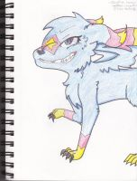 Drawing for Hibiscus (UPDATED) by ZircontheWyvern