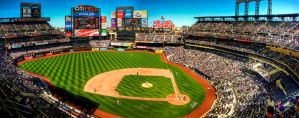 Citi Field Panorama by eriksa