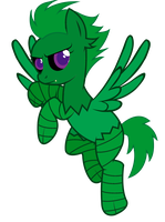 Comission: Grass Whistle by Spectty