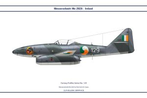 Fantasy 129 Me-262 Ireland by WS-Clave