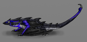 Sea Wyvern by Scatha-the-Worm