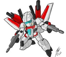 SD Jetfire by GuyverC