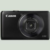 Canon S95 Icon by Markus-Weldon