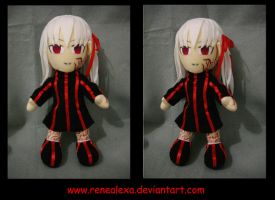 Com_Dark Sakura Matou_Plush by renealexa