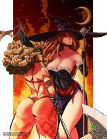 Dragon's Crown Gals by FischHead