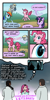 Inside Pinkie's Mind by Arabesque91