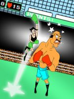 Little Mac Attack by ActionMissiles