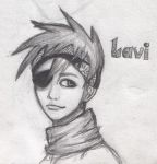 Lavi--sketch by JadeLilly