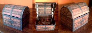 Treasure Chest by Red-Flare