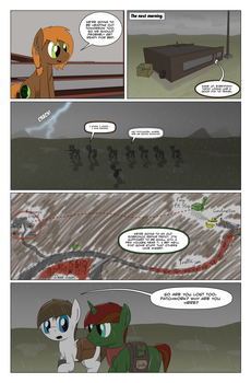 Fallout Equestria: Grounded page 75 by BruinsBrony216