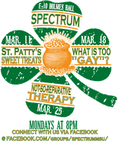 Spectrum St. Patty's Day Flyer by ItsMeNaturall