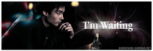 Damon Salvatore - I'm Waiting by MischiefIdea