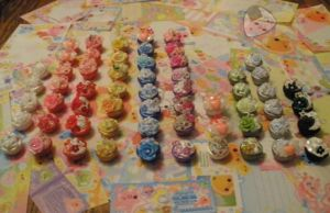 DecoSweet Cupcake Charms by LiLMoon