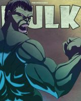 The HULK by Juggertha