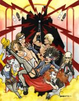 The Rocky Horror Picture Show by JoJo-Seames