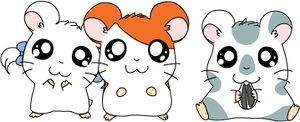 Hamtaro by ShadowTimeDragon